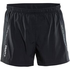 """Craft Essential 5"""" Shorts Men Black"""